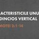 Titlu - Caracteristicile unui credincios vertical - 2