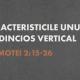 Titlu - Caracteristicile unui credincios vertical - 3